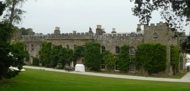Port Eliot - rear view