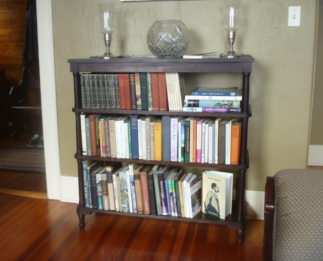 Carriage House bookcase