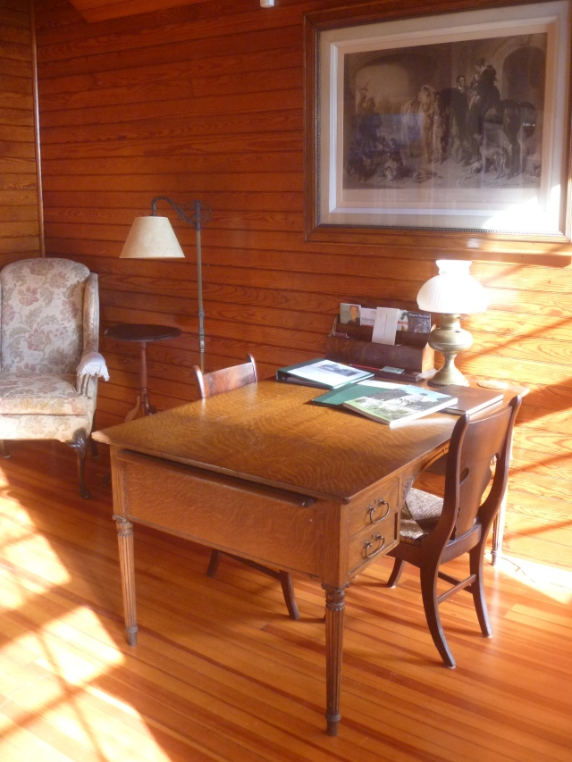 Desk. Carriage House