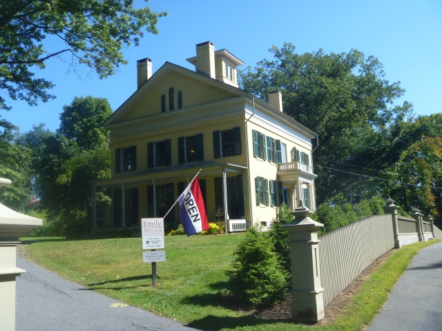 Emily Dickinson Homestead