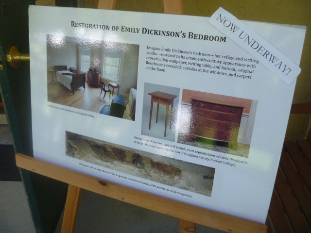 Emily Dickinson room