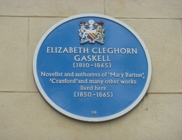 GH Blue Plaque