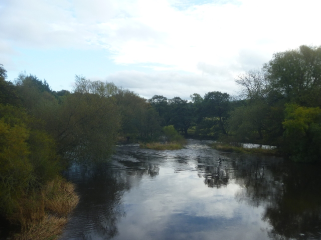 River Ure near Cover Bridge