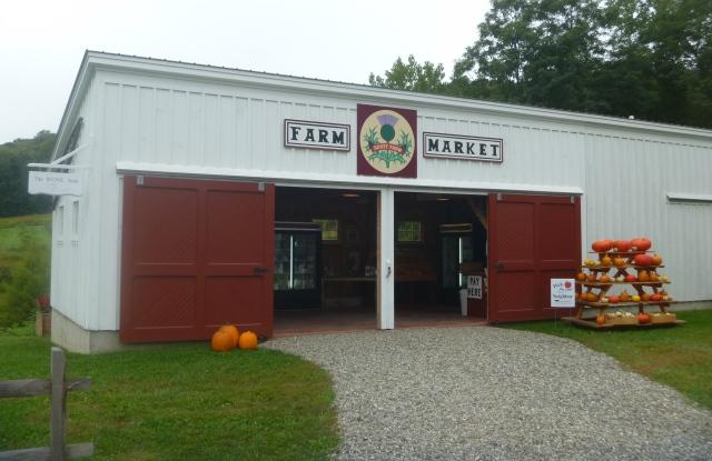 Scott Farm Shop