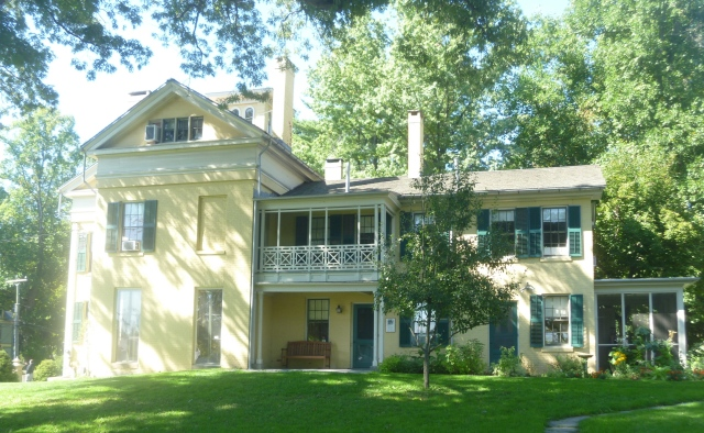 The Emily Dickinson Home