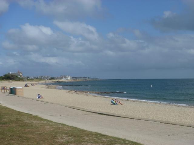 Beach at Falmouth