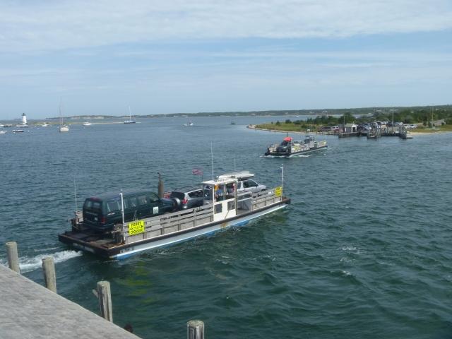 Chappaquidick Ferry