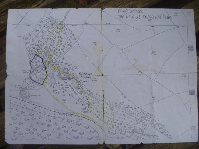 Endsleigh map