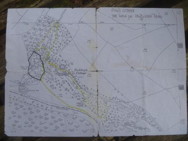 Endsleigh map