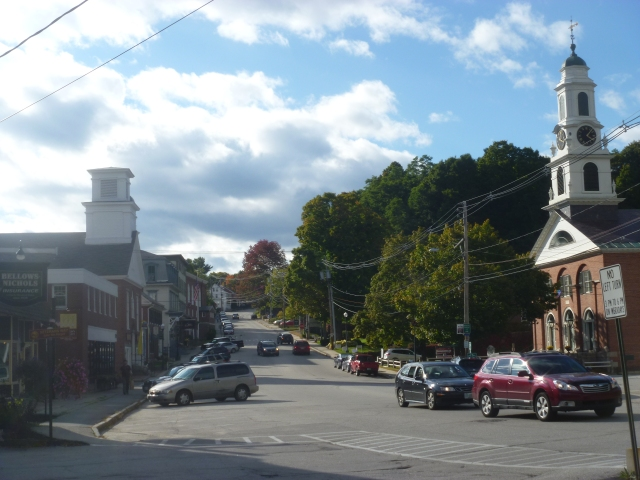 main st peterboro
