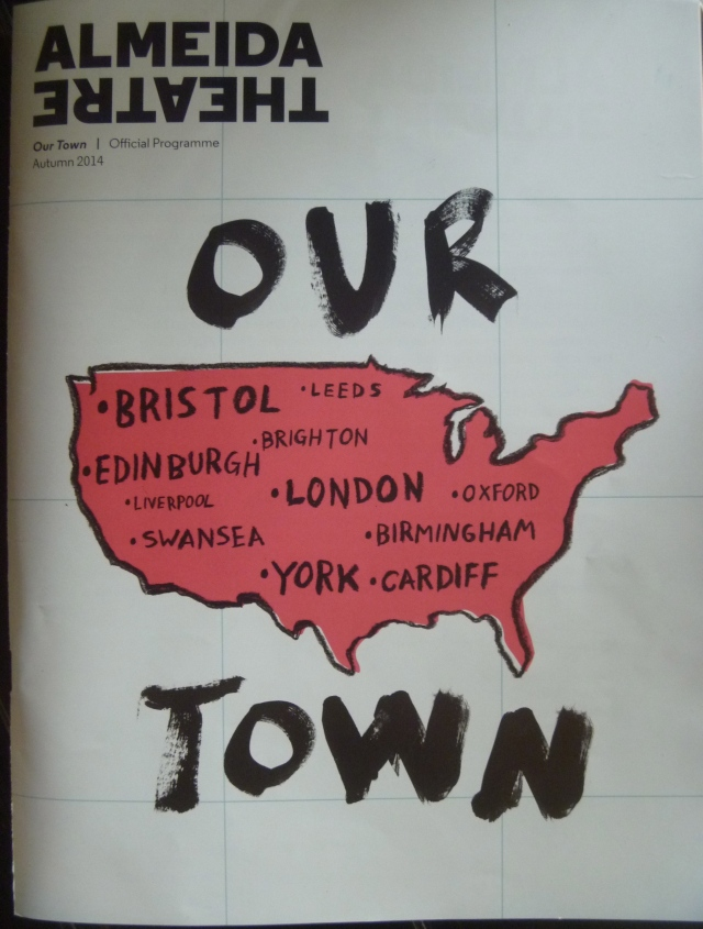 OUR TOWN prog