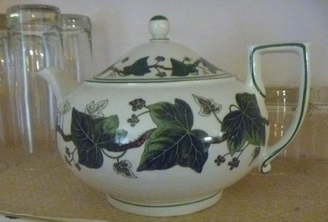 Pond Teapot