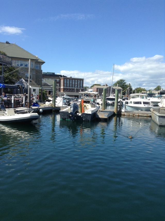 Woods Hole Marina