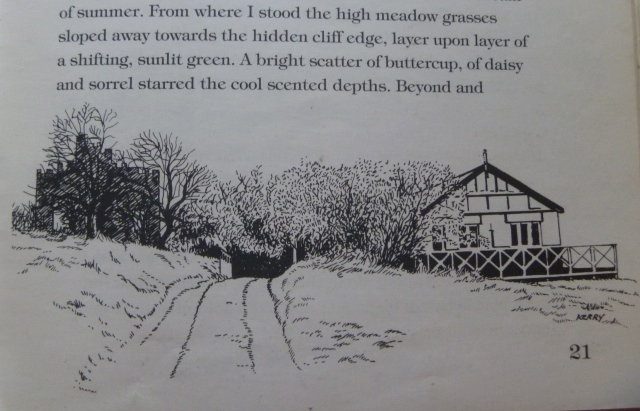 Castle B in book