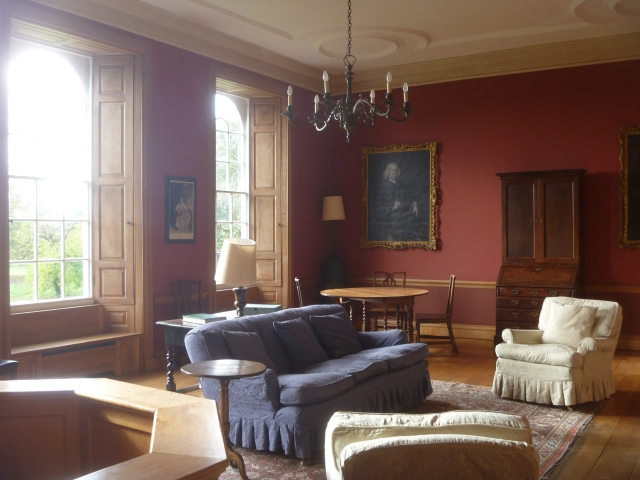 Library sitting room