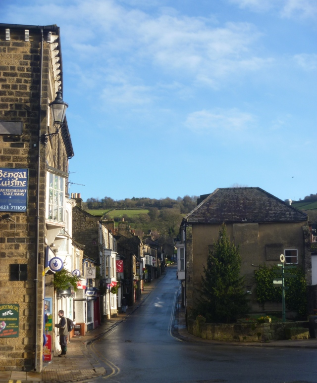 Main Street Pateley Bridge