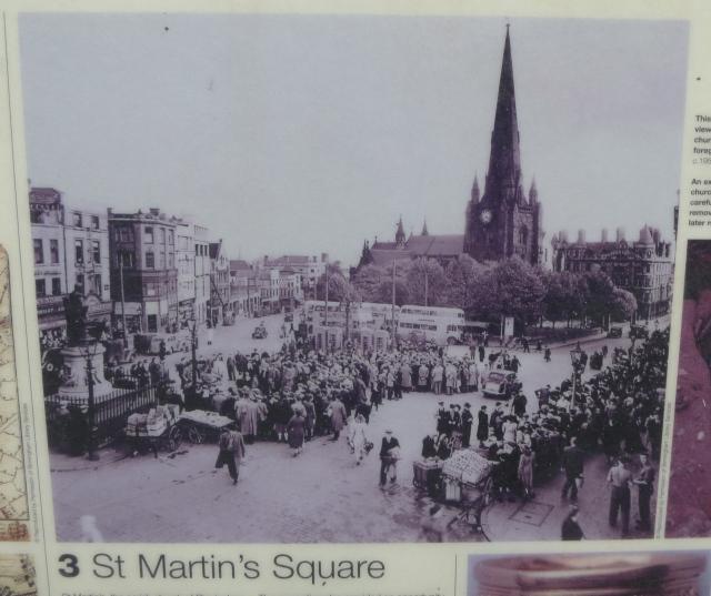 Square in c1950