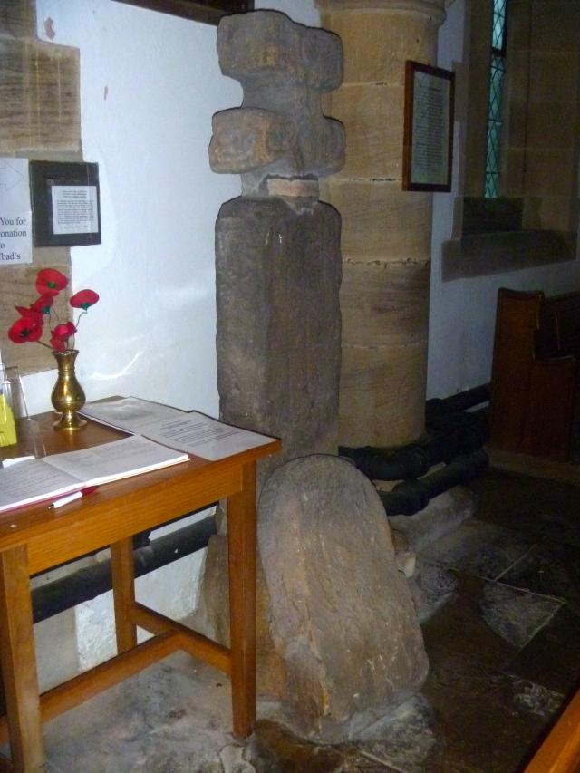 St Chad's cross