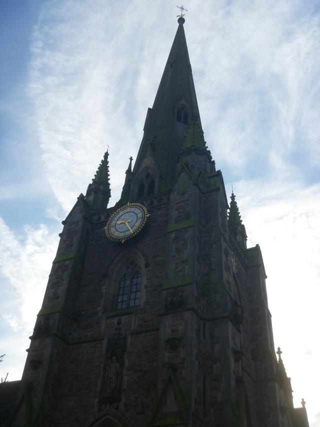 St Martin's clock