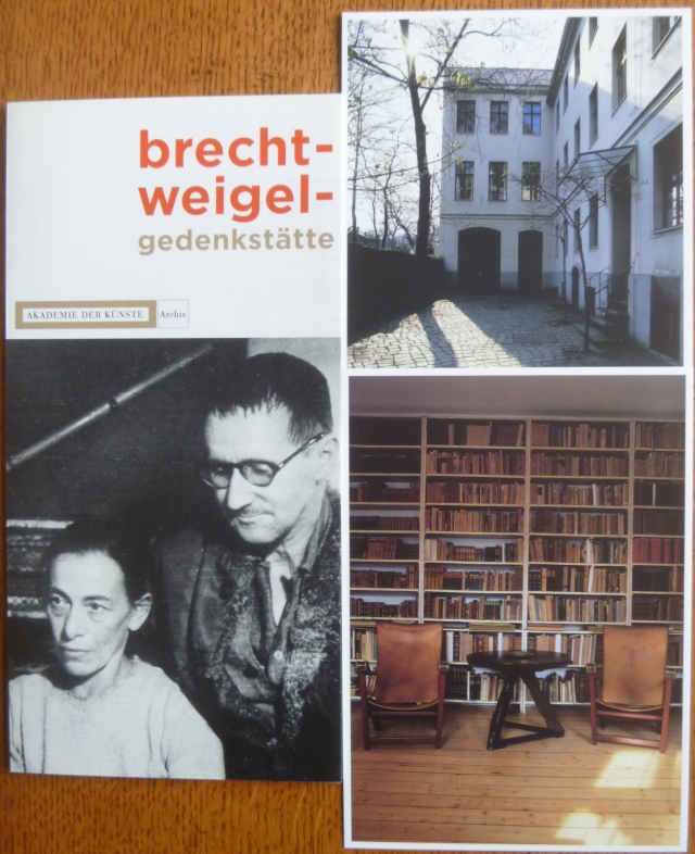 Brecht Weigel house
