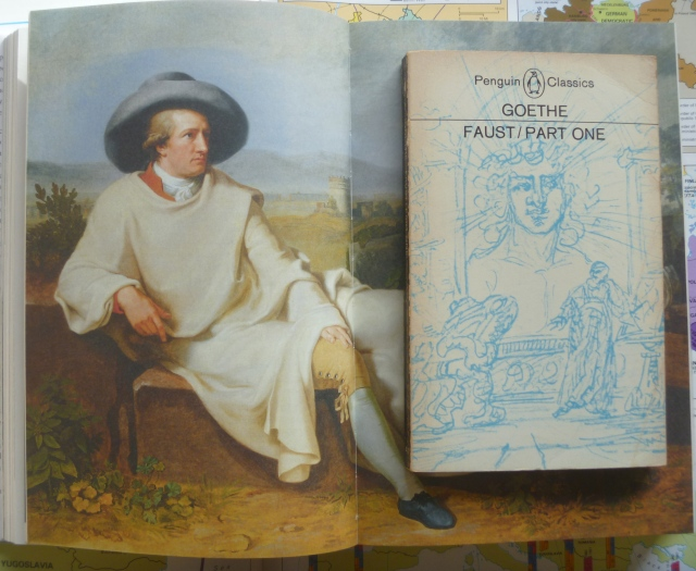 Goethe and Faust