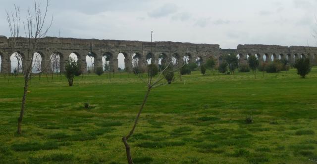 Claudio Aqueduct