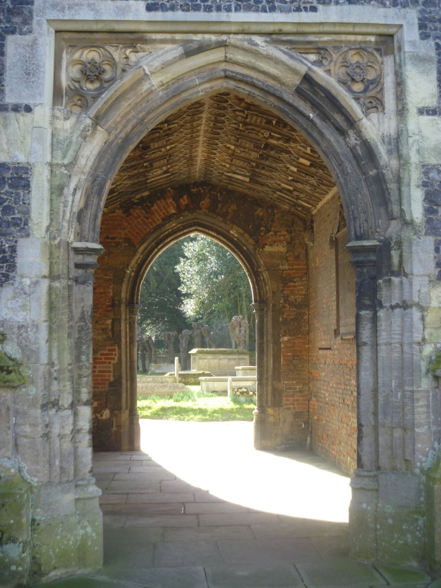 Dedham arch