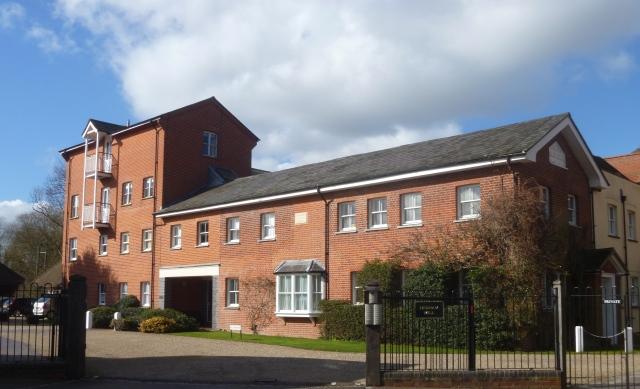 Dedham Mill 1
