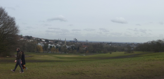 London from Heath