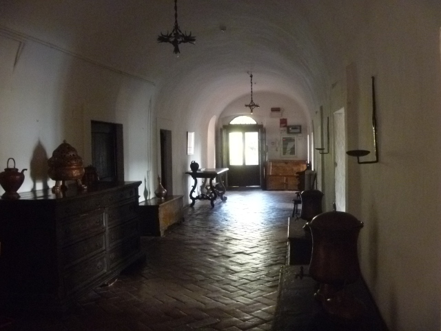 lower floor