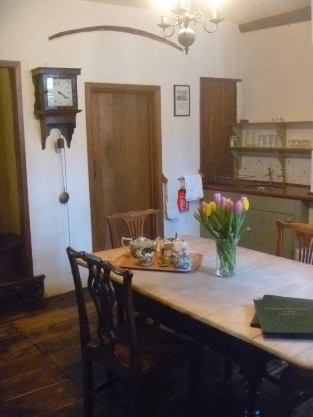 Peake's House kitchen
