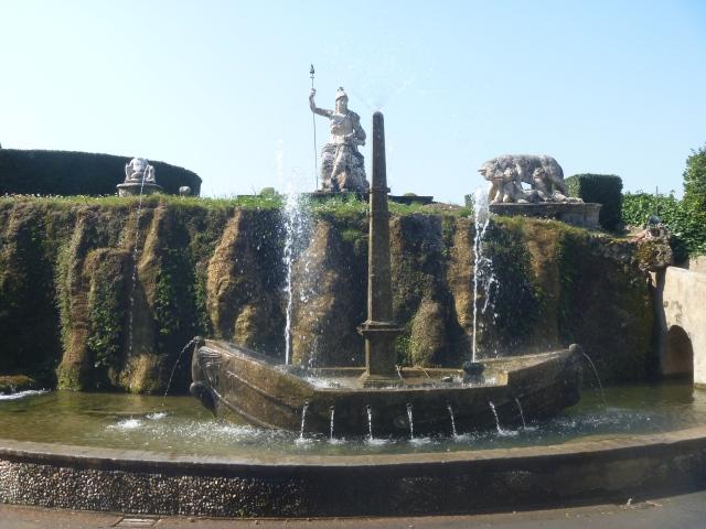 fontana di rometta