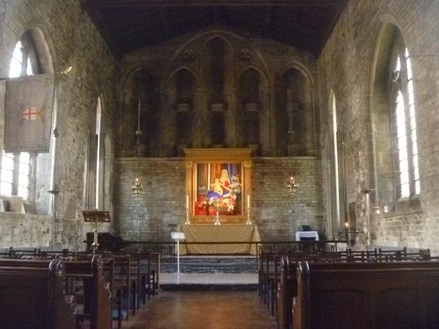 Inside St Barts