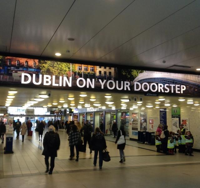 Leeds Dublin
