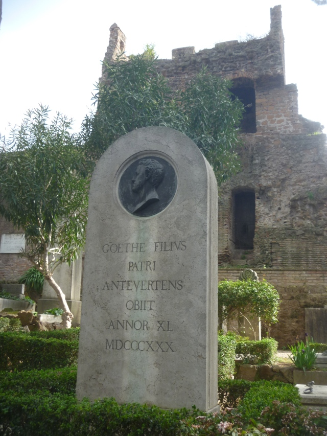 August Goethe