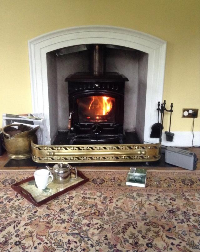 14 fireplace