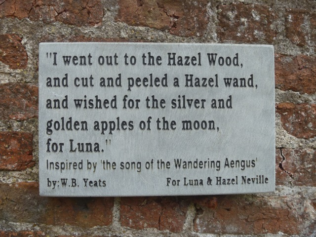 hazel wood quotation