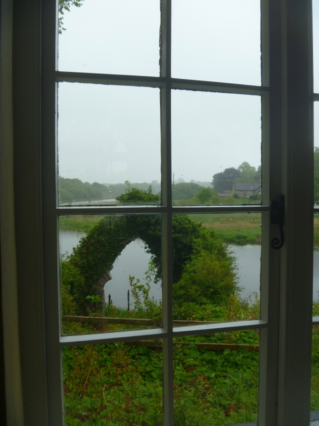 summer house view