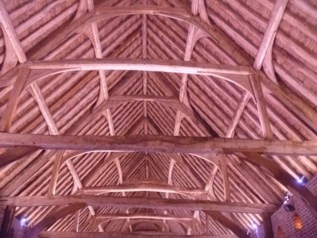 Massive roof