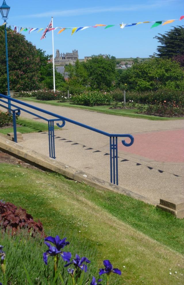 pannett park and abbey