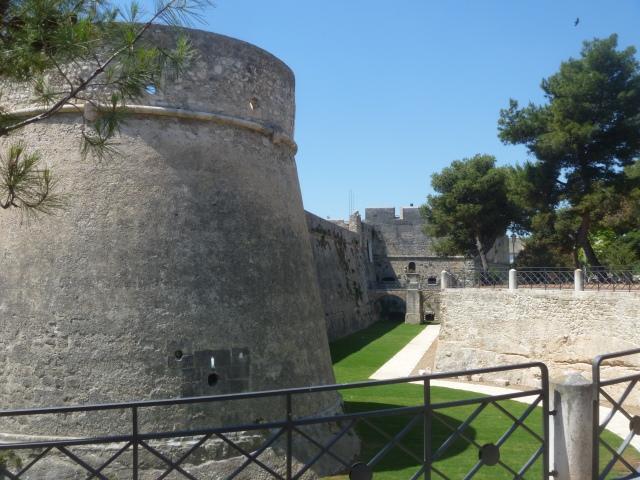 Castle Manfredonia