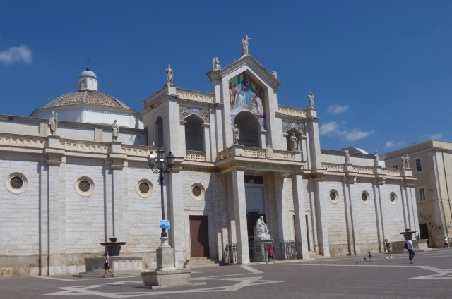 Cathedral Manfredonia