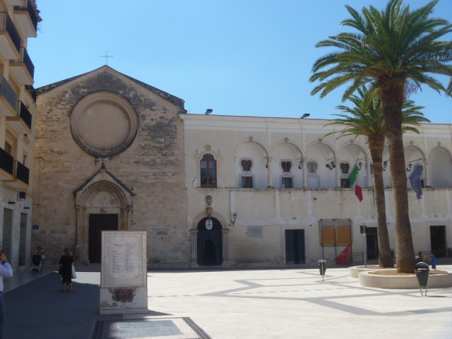 City Hall and Museum Manfredonia