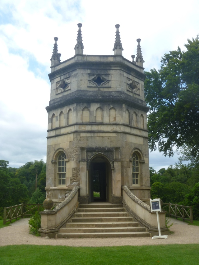 octagon tower