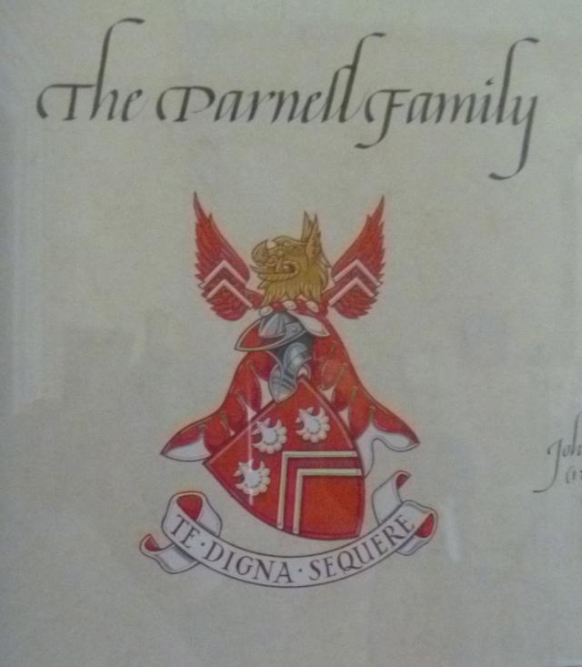 parnell family tree