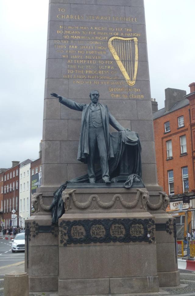 Parnell in Dublin