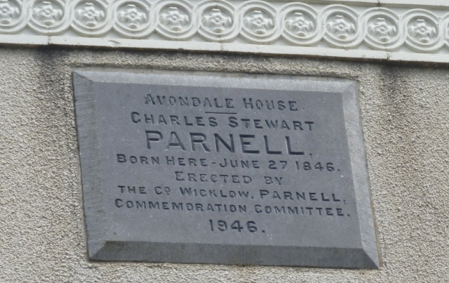 parnell plaque