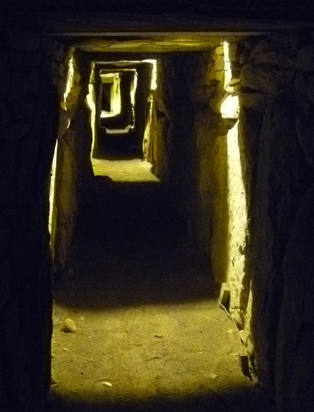 Passage tomb