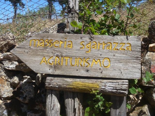 Sgarrazza sign