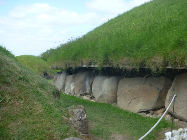 Side of Knowth
